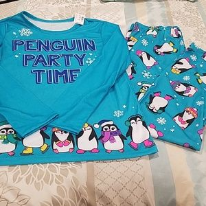 Justice Girl's PJs
